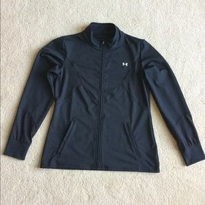 Under Armour Long Sleeve Zip Up Jacket - Women's